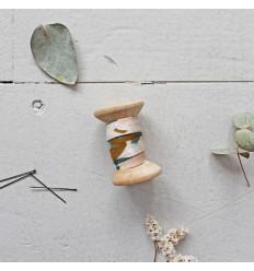 Schrägband Posie Green - Atelier Brunette