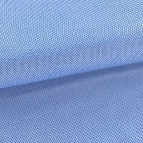 Cotton Shirting - Light blue