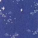 Printed denim - Blue Japan