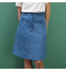 BLANDINE skirt - Republique du Chiffon