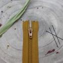 Zip Ochre Atelier Brunette