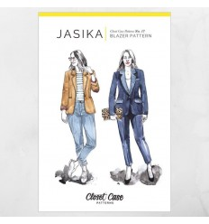 Jasika blazer - Closet Case Patterns