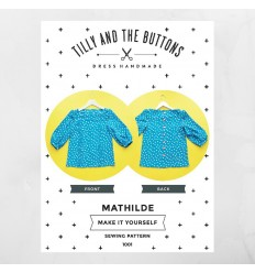 Blouse Mathilde - Tilly and the Buttons