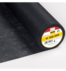 Vlieseline H180 - Noir