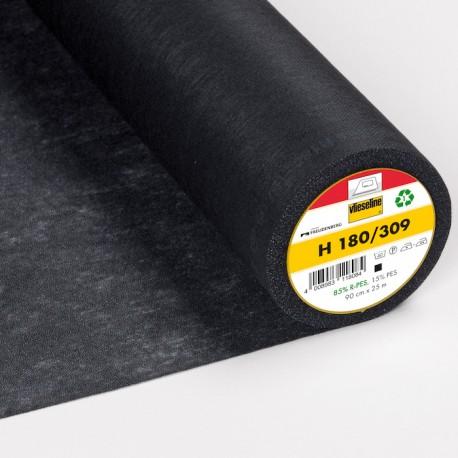 Vlieseline H180 - Black