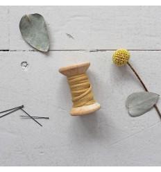 Passepoils Crêpe Mustard - Atelier Brunette