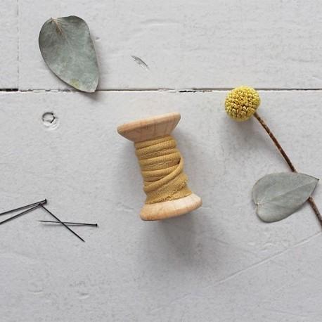 Piping - Crèpe Amarante - Atelier Brunette