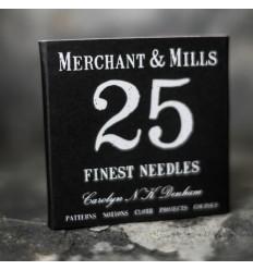 Finest sewing needles - Merchant & Mills