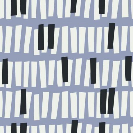 Jersey Piano Keys - Katia Fabrics