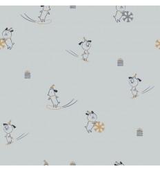 Jersey Snow - Katia Fabrics