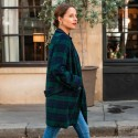 Ray coat - Maison Fauve