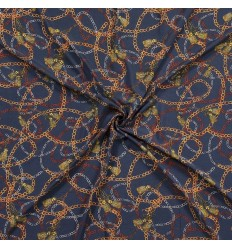 Viscose Chains - Blue Steel