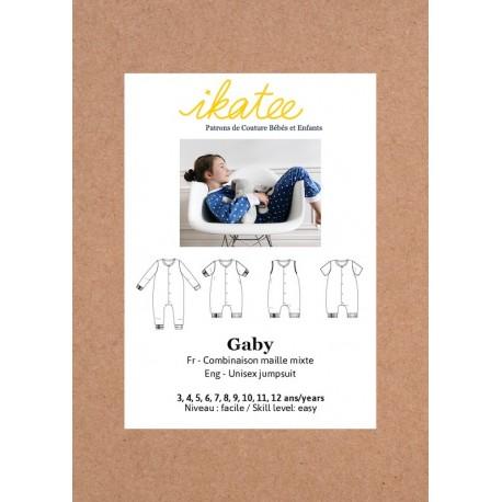 GABY Pyjama unisexe - IKATEE