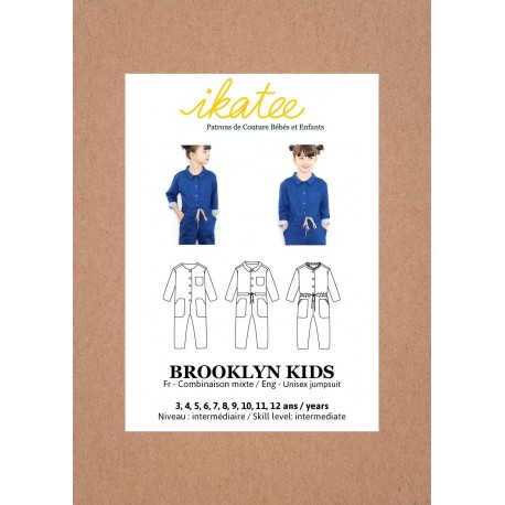 BROOKLYN KIDS - IKATEE