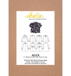 ALEX dress - Ikatee