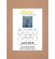 ALEX MUM dress - Ikatee