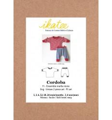 CORDOBA baby set - Ikatee