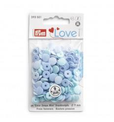 Color Snaps Prym - Bleu