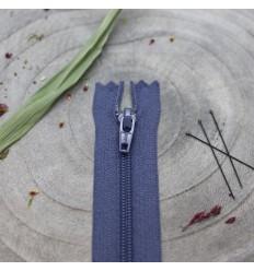 Zip 20cm Cobalt - Atelier Brunette