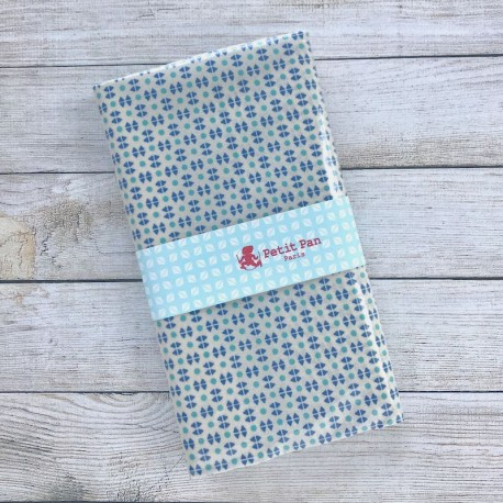 Laminated fabric Mikado - Petit Pan