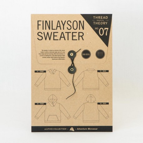 Pull Finlayson - Thread Theory