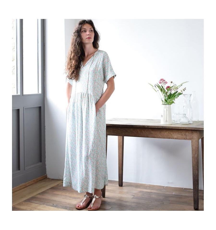 Patron De Couture Pour La Robe Guinguette Cousette Fabrics