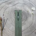 Zip Invisible Cedar - Atelier Brunette