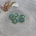 Joy Buttons Atelier Brunette - Cactus