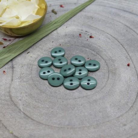 Classic Shine Button - Cactus