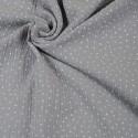 Double Gauze spots - Gray