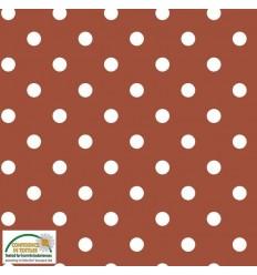 REMNANT Jersey Polka Dots
