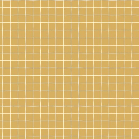 Sweat Ochre Grid