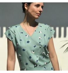 ECLIPSE dress, playsuit - Maison Fauve