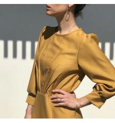 ZENITH Dress, blouse - Maison Fauve