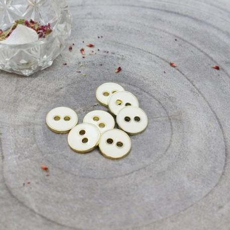 Joy Buttons Atelier Brunette - Off White