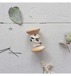 Schrägband Twist Mustard - Atelier Brunette
