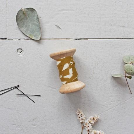 Schrägband Shade Ochre - Atelier Brunette