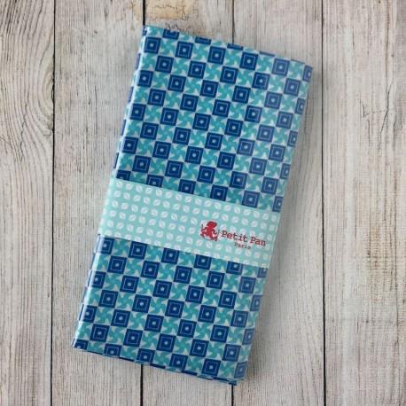 Laminated fabric Origami - Petit Pan