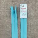 Zip Invisible Bleu Azur - Petit Pan