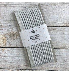 Paspelband Silber - Rico Design