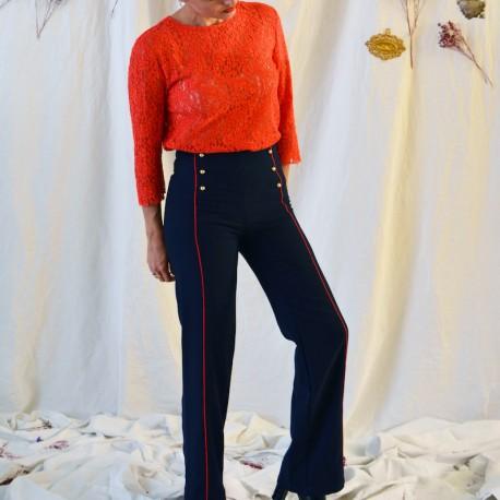Embrun trousers - Maison Fauve