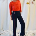 Embrun trousers - Maison Fauve