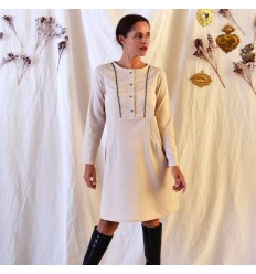 Robe, Blouse MAIA - Maison Fauve
