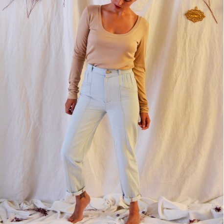 Hussard jeans, trousers - Maison Fauve
