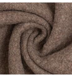 Boiled wool - Beige