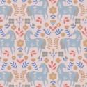 Popeline Horses - Katia Fabrics