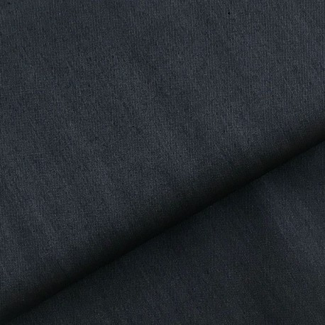 Charcoal stretch cotton