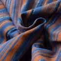 Blue Shiny Stripes - Cousette