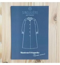 Frisquette coat - Cousette