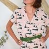 Sandalette blouse, dress - Cousette